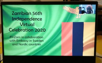 Virtual Independence Day celebration