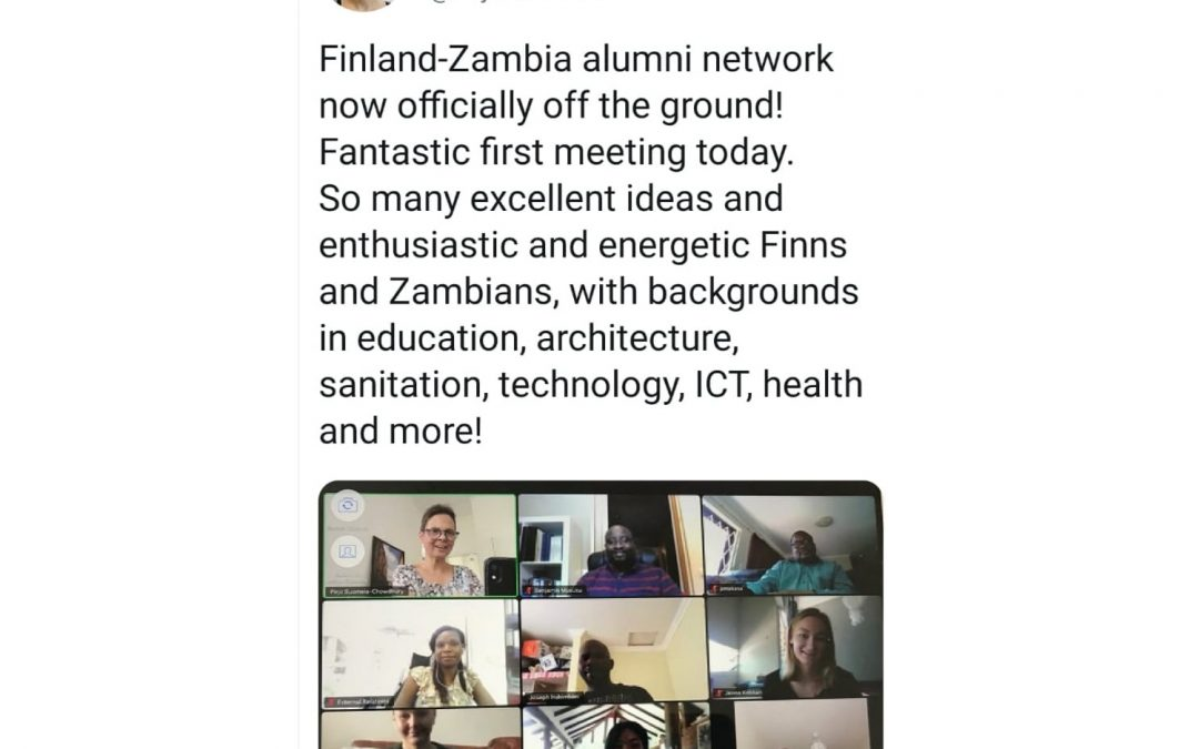 FinZam Student Affair project officially launched with co-operation with the Embassy